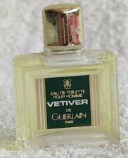 GUERLAIN VETIVER EAU DE TOILETTE POUR HOMME 4 ml 0.13 oz SPLASH