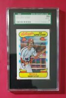 1978 Kellogg's 3D Super Stars #26 LARRY BOWA **SGC 8 (NM-MT)** *FREE SHIP* WOW!!