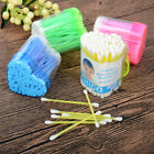 Double Tip Makeup Cosmetic Remover Cotton Swabs Buds 100pcs/set High Quality New
