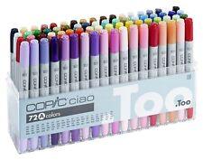 Copic Ciao set di 72 PENNE A-arti grafiche manga + marcatori Craft-spedizione rapida