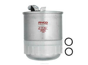 Ryco Fuel Filter Z706 fits Mercedes-Benz C-Class C 220 CDI (S204), C 220 CDI ...