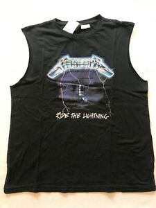 METALLICA 2-SIDED Tank Tops NEW With Tag Sizes M,L, XL or XXL NWT