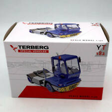 Terberg 1:50 Special YT182 Trailer Head Diecast Models Collection Toys Car Blue