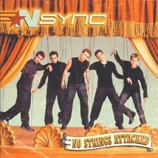 N-Sync No strings attached (2000) [CD]