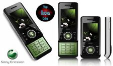Sony Ericsson S500i Mysterious Green (Ohne Simlock) 4Band 2,0MP MP3 GUT