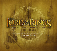 The Lord Of The Rings Trilogy - 3 x CD Boxset +  Extras - Howard Shore