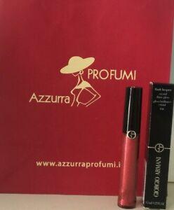 Giorgio Armani Flash Lacquer Crystal Shine Gloss 406 Red 6.5 ml