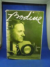 Bodine; a Legend in His Time by Harold A. Williams and A. Aubrey Bodine 1971