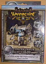 Warmachine - Convergence of Cyriss - Cipher Inverter Monitor Heavy Vector 36002