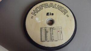 Eissport - Hofbauer Winterlaufsohle Nr.23