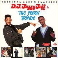 DJ Jazzy Jeff and The Fresh Prince - Original Album Classics [CD]