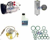AC Compressor Kit  Fits Honda Accord 01-02 3.0L OEM 10S17C 77383