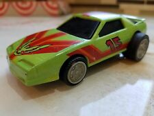 1987 Firebird Trans Am Hot Wheels Action Racers Motorized Pull Back Action Green