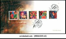 SINGAPORE - 2001 OCCASIONS / EVENTS - 5V - FDC