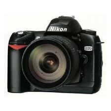 USED Nikon D D70 6.1MP Digital SLR - Black (Body Only) Excellent FREE SHIPPING