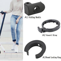 Folding Buckle Clasp Hook Ring Repair Part For xiaomi Mijia M365 Scooter Bike PM