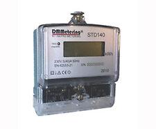 MISURATORE DI ENERGIA SINGOLA FASE STD-140 CONTATORE MONOFASE CORRENTE ELETTRICA
