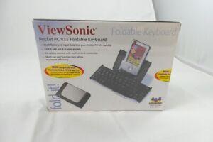 ViewSonic Foldable 65 key QWERTY Keyboard for V35 V36 V37