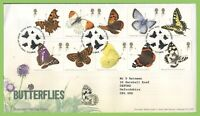 G.B. 2013 Butterflies set Royal Mail First Day Cover, Tallents House