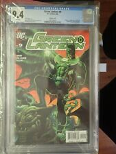 Green Lantern #9 and Batman #1 Van Sciver covers CGC 9.4 and 9.0 (respectively)