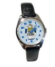 Vintage Bradley Robo Force Robot Character Mechanical/W  Wrist Watch NOS(1605M)