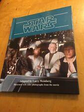 STAR WARS  STEP UP MOVIE ADVENTURES BOOK HARD BACK RANDOM HOUSE G3