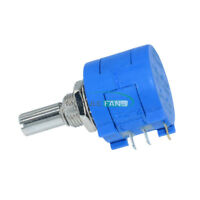 3590S-2-103L 10K Ohm Potentiometer Rotary Wirewound Precision Pot 10 Turn