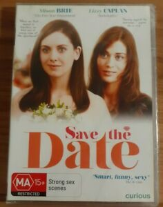 Save The Date brand new still sealed