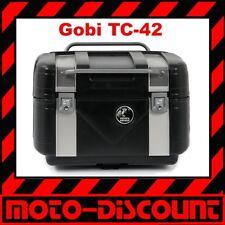 Top-Case Hepco & Becker Gobi TC-42 black edition Farbe:Schwarz Motorrad H&B