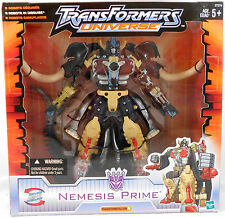 Transformers Universe Nemesis Prime New Sealed