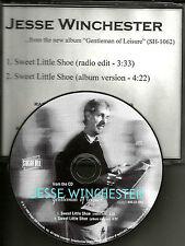 JESSE WINCHESTER Sweet Little Shoe w/ RARE EDIT PROMO DJ CD single 1999 USA MINT