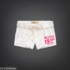 HOLLISTER by Abercrombie Cut-Off Hem Short Shorts Sm **BNWT** Gym Training