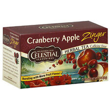 Celestial Seasonings - Cranberry Apple Zinger - 20 ct