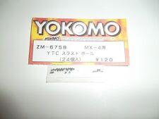 vintage YOKOMO ZM-675B