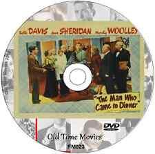 The Man Who Came to Dinner - Bette Davis, Ann Sheridan DVD Film 1942