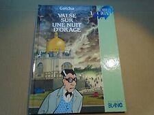Gotcha VALSE SUR UNE NUIT D'ORANGE Humblet Dufaux FRENCH HC Editions Blanc