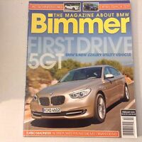 Bimmers BMW Magazine New Luxury Utility Vehicle 5GT February 2010 052617nonrh2