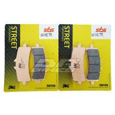 Suzuki GSXR 750 2018 2019 SBS Street Sintered Front Brake Pads 841HS