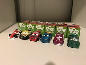 Disney Pixar Cars Mini Racers Blind Box Series 6 No's 61, 65, 66, 67, 68 & 70