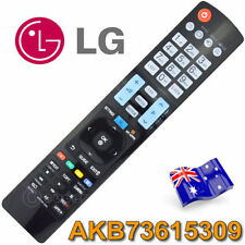 LG TV Remote Control AKB73615309 47LM6200 55LM7600 60LM6700 Replace AKB72914216