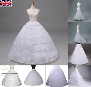 RULTA UK Wedding Petticoat / Bridal Hoop Hoopless Crinoline / Prom Underskirt K1