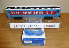 Lionel 6-84603 Polar Express Hot Chocolate Passenger Car Train O Gauge Snow Roof