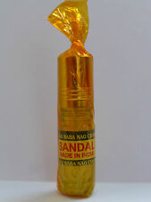 Sri Sai Baba Nag Champa Naturel Concentré Roll-on Huile Parfumée 3ml Sandale