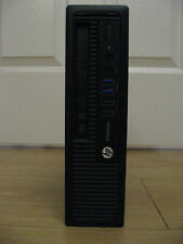 HP 800 Elite USDT Desktop 16GB - Intel i5-4590S 500GB HD 3GHz Quad Core Win10