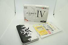 Nintendo 3DS LL Console Shin Megami Tensei IV Limited Model Japan game Japan