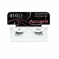 ardell accent lashes pair #305, black #61305