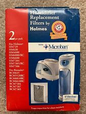 Two (2) Arm & Hammer H100 Humidifier Filter Filters, Holmes, Bionaire, Genuine