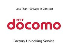 Japan NTT Docomo Instant Premium Unlocking All iPhone In Contract & Blacklisted