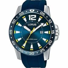 Lorus Silver Band Analogue Wristwatches