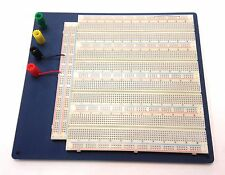 RSR Electronics Solderless Breadboard 3,220 tie points w/ 4 binding posts